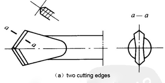flat-drills-two-cutting-edge