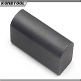 Snow Plow Carbide Inserts - Tall Bullnose