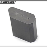 Snow Plow Carbide Inserts - 40° Trapezoid